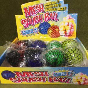 【面白い】握って潰して不思議なボール  スクイシーボール(Squishy Ball)が面白い